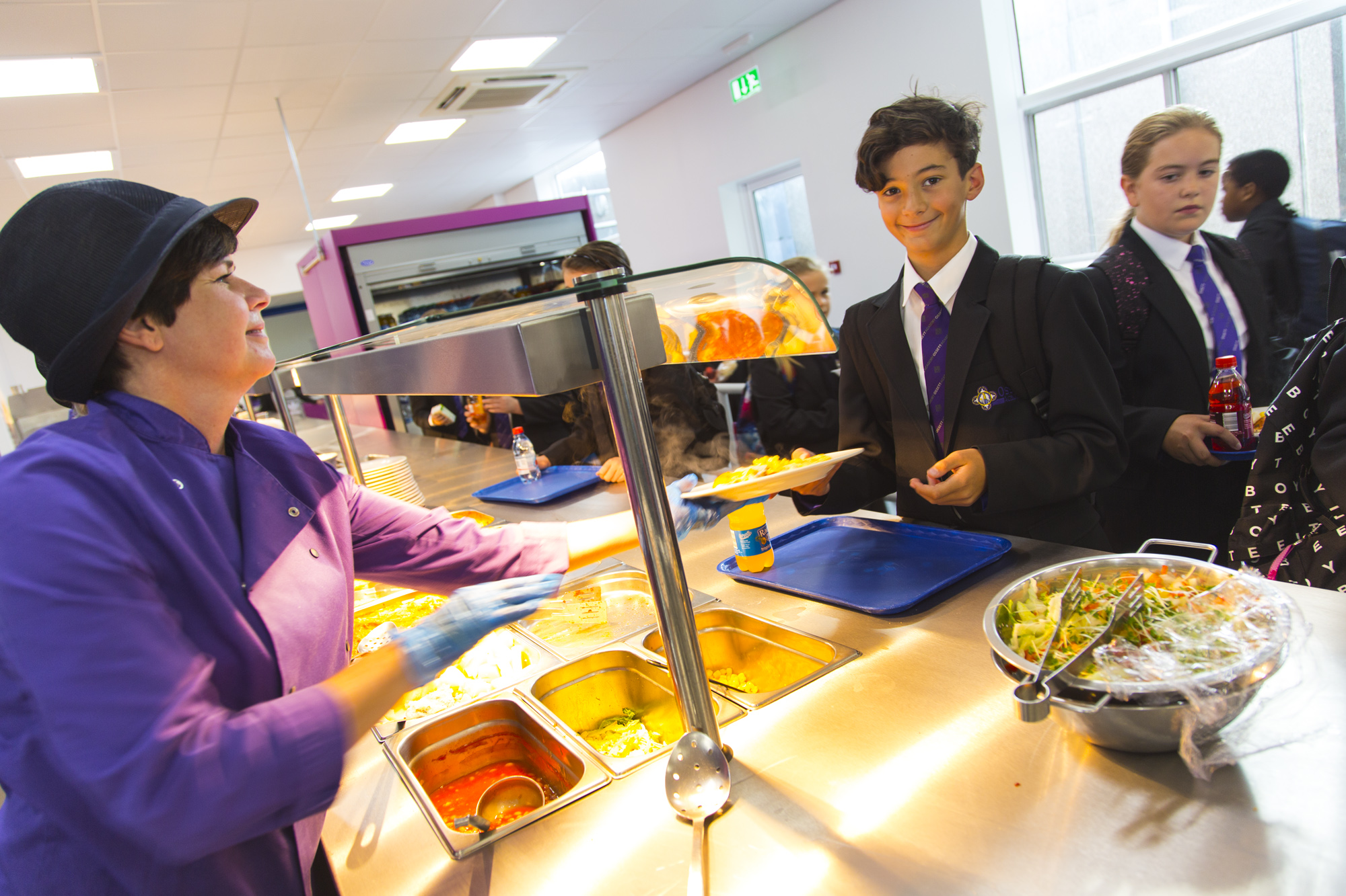 Academy Kitchen Provision